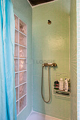 Квартира Париж 2° - Ванная