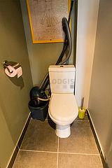Квартира Париж 12° - Туалет