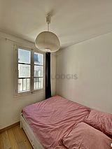 公寓 巴黎6区 - 卧室