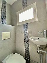 公寓 巴黎6区 - 厕所