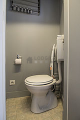 Appartamento Parigi 8° - WC