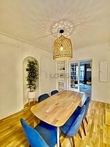 公寓 巴黎8区 - 飯廳