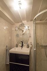 Apartamento Paris 4° - Casa de banho