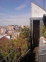 トリプレックス パリ 1区 - テラス