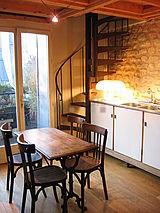 トリプレックス パリ 1区 - キッチン
