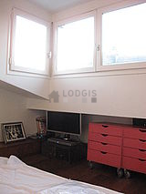 tríplex París 1° - Dormitorio