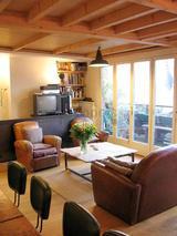 Triplex Paris 1° - Wohnzimmer