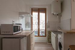 Appartamento Parigi 20° - Cucina