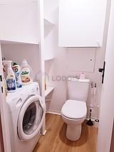 アパルトマン パリ 19区 - トイレ