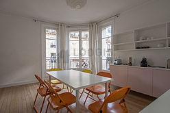 アパルトマン パリ 6区 - キッチン