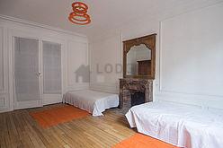 アパルトマン パリ 6区 - ベッドルーム 2