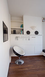 Apartamento París 17° - Despacho