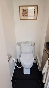アパルトマン パリ 1区 - トイレ