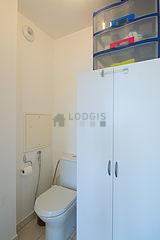 Wohnung Haut de seine Nord - WC 2
