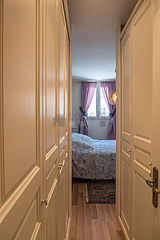 Apartment Paris 13° - Dressing room