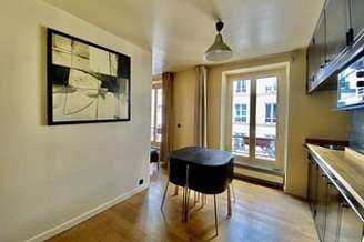 Bastille Paris 11° studio with alcove