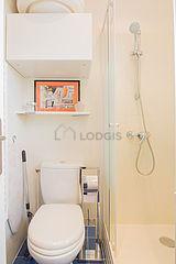 Appartamento Parigi 14° - Sala da bagno