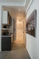 Wohnung Paris 18° - Küche 2