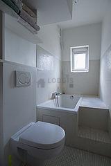 Wohnung Paris 4° - Badezimmer