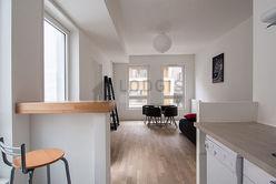 Apartment Paris 19° - Kitchen