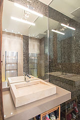 Apartment Paris 10° - Bathroom
