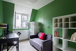 Apartamento Paris 7° - Escritório