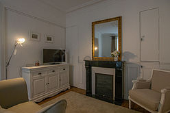 Apartment Paris 14° - Living room