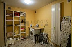 Apartment Paris 16° - Laundry room