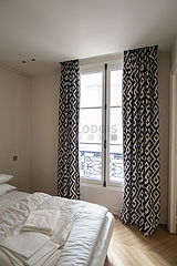 Apartment Paris 6° - Bedroom