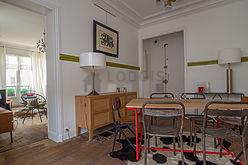 Apartamento Paris 6° - Sala de jantar