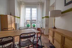 Appartement Paris 6° - Salle a manger