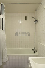 Wohnung Paris 14° - Badezimmer