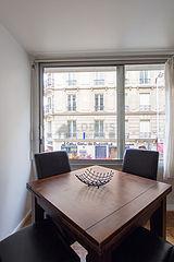 Wohnung Paris 14° - Esszimmer