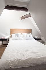 アパルトマン パリ 4区 - ベッドルーム