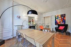 公寓 巴黎7区 - 飯廳