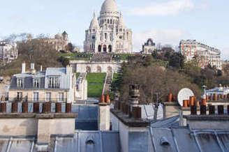 Montmartre Parigi Paris 18° 1 camera Appartamento