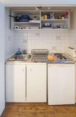 Kitchen of 0m² with tilefloor