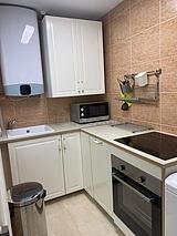 公寓 巴黎11区 - 廚房