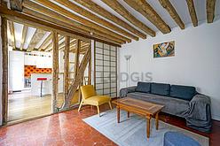 Apartamento París 3° - Salón