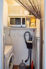 Appartamento Parigi 3° - Laundry room