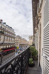 Квартира Париж 10° - Терраса