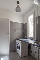 Apartment Paris 15° - Laundry room
