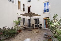 Apartment Paris 15° - Terrace