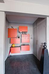 公寓 巴黎20区 - 门厅