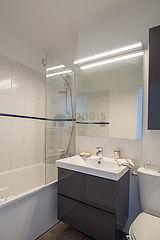 Apartamento París 20° - Cuarto de baño