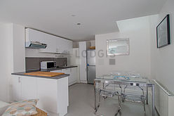公寓 巴黎20区 - 廚房