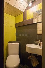 Apartamento París 18° - WC
