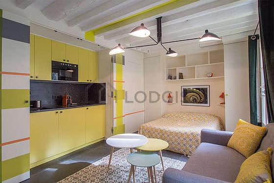 Living room of 17m²