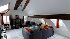 公寓 巴黎6区 - 客厅