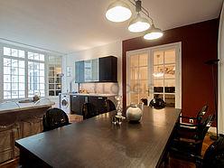 Wohnung Paris 8° - Esszimmer